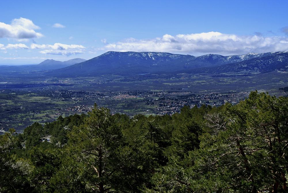 Cercedilla trail scouting