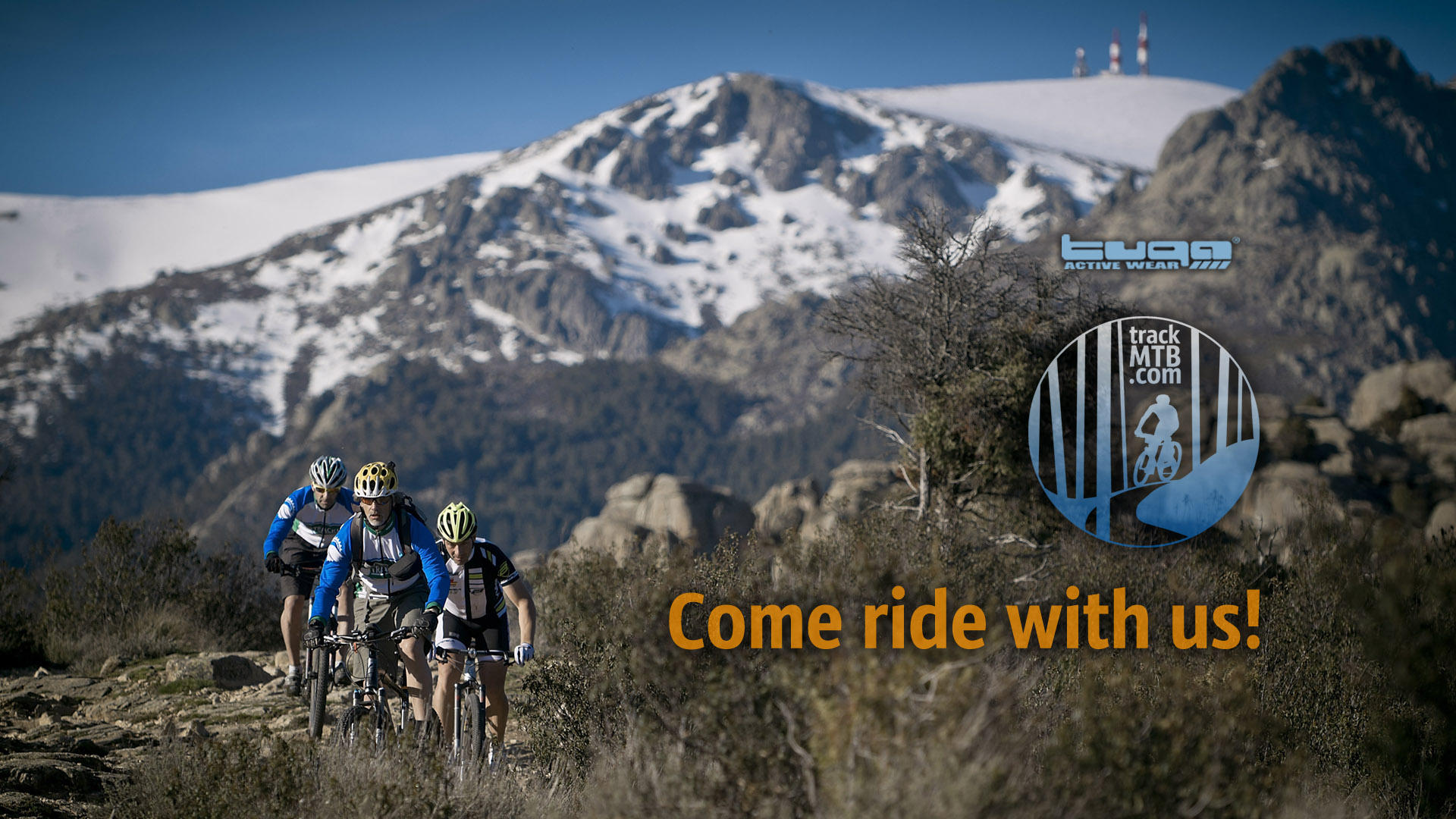 Video MTB holidays in Spain